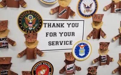 PAES Veterans Day Celebration 2019