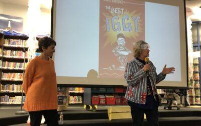 Published Author Visits PAES